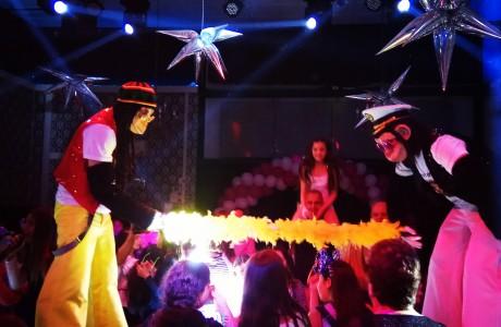 לימבו מסיבת קופים - רונן אדרי